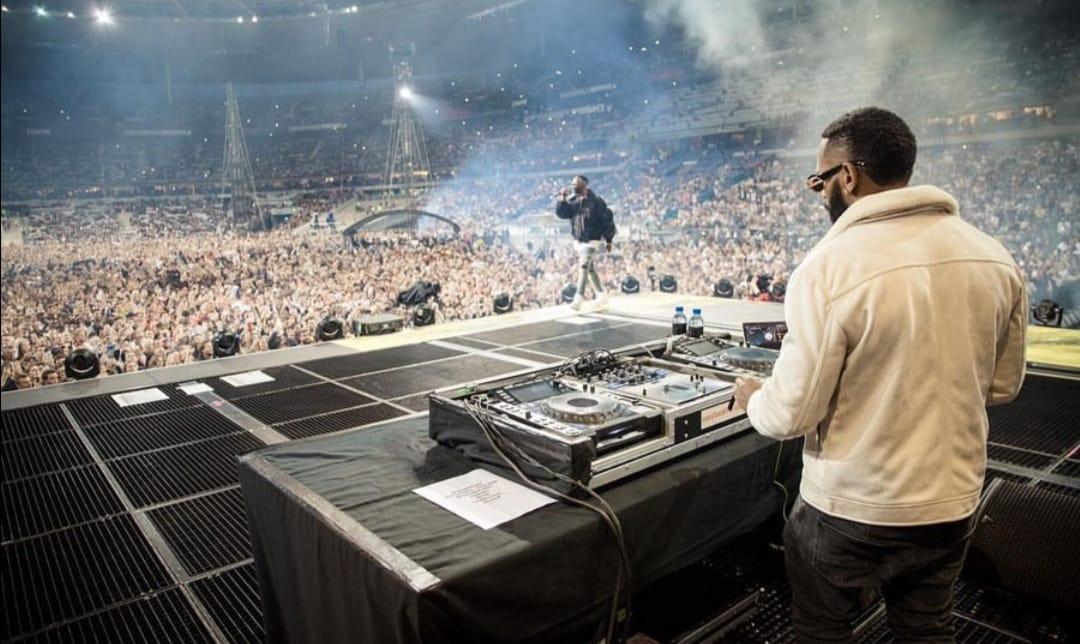 DJ FOLYNE w/ Dadju